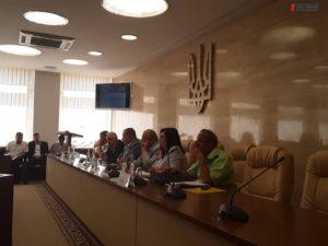 В Запорожье обсудили проблему колледжей и низкий показатель среднего конкурсного балла абитуриентов - ФОТО
