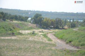 Сорняки, искусственное озеро и размытая балка: как сегодня выглядит Вознесеновский ландшафтный парк - ФОТО