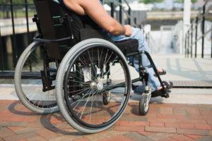В Запорожской ОГА заявляют, что большинство территорий проигнорировали мониторинг доступа людей с инвалидностью