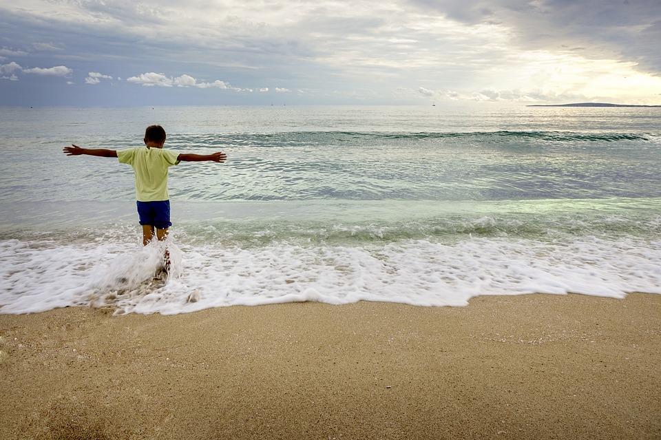 В Запорожской области разыскали пропавшего 5-летнего мальчика: он ушел купаться на пляж