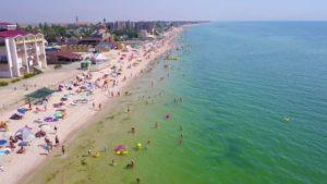 Запорожские курорты вошли в топ-10 самых популярных мест отдыха