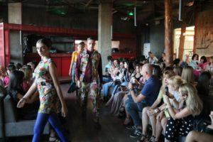 В Запорожье состоялся показ мод и презентация коллекций от молодых дизайнеров – ФОТО