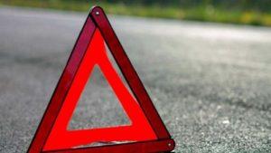 В Запорожской области на трассе легковушка протаранила мопед: есть пострадавший - ФОТО