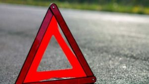 В Запорожской области пьяный мужчина угнал с предприятия «Mercedes» и попал в ДТП, - ФОТО