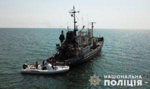 В Запорожской области правоохранители изъяли у браконьеров масштабный улов рыбы весом в пять тонн  – ФОТО, ВИДЕО