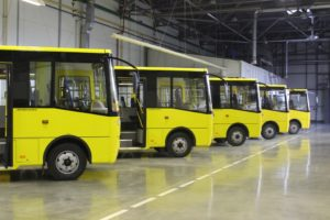 Конкурсная комиссия по отбору пассажироперевозчиков провела ревизию на автотранспортных предприятиях