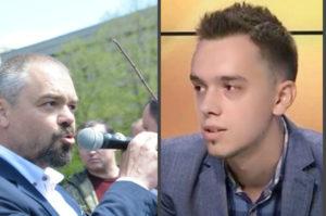 Блогер  Мирослав Олешко оказался сыном убитого в Запорожской области активиста и участника АТО