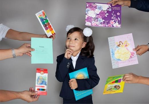 Запорожцам на заметку: сколько стоит собрать первоклассника в школу