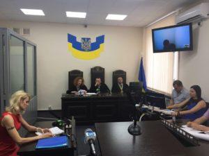 В Запорожье Апелляционный суд принял решение оставить в СИЗО водителя КАМАЗа, который протаранил на трассе маршрутку с пассажирами