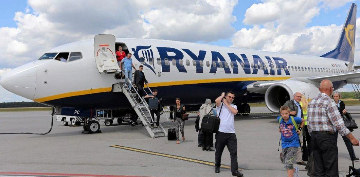 Лоукостер Ryanair объявил о запуске первого рейса из столицы