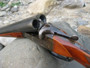 В Запорожье двое парней устроили стрельбу на острове Хортица – ФОТО