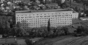 В Запорожской области пациент совершил самоубийство, спрыгнув с шестого этажа больницы