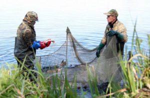 В Запорожской области за месяц выявили почти сотню нарушений в сфере рыболовства