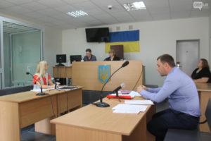 Запорожский депутат Ярослав Гришин, который насмерть сбил человека на своей