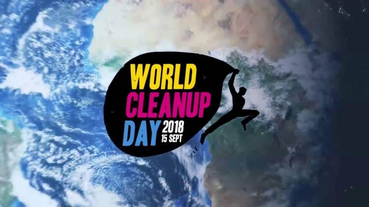 Украина присоединилась к World Cleanup Day