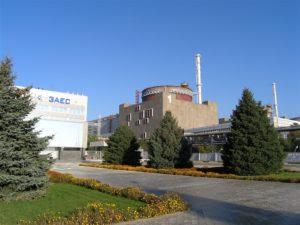 На Запорожской АЭС один из энергоблоков отключили на длительный ремонт