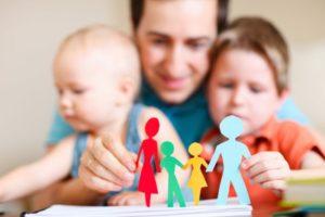 С начала года в Запорожской области усыновили более 60 детей