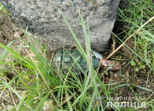 В Запорожской области из-за найденной гранаты почти на пять часов ограничили движение поездов - ФОТО