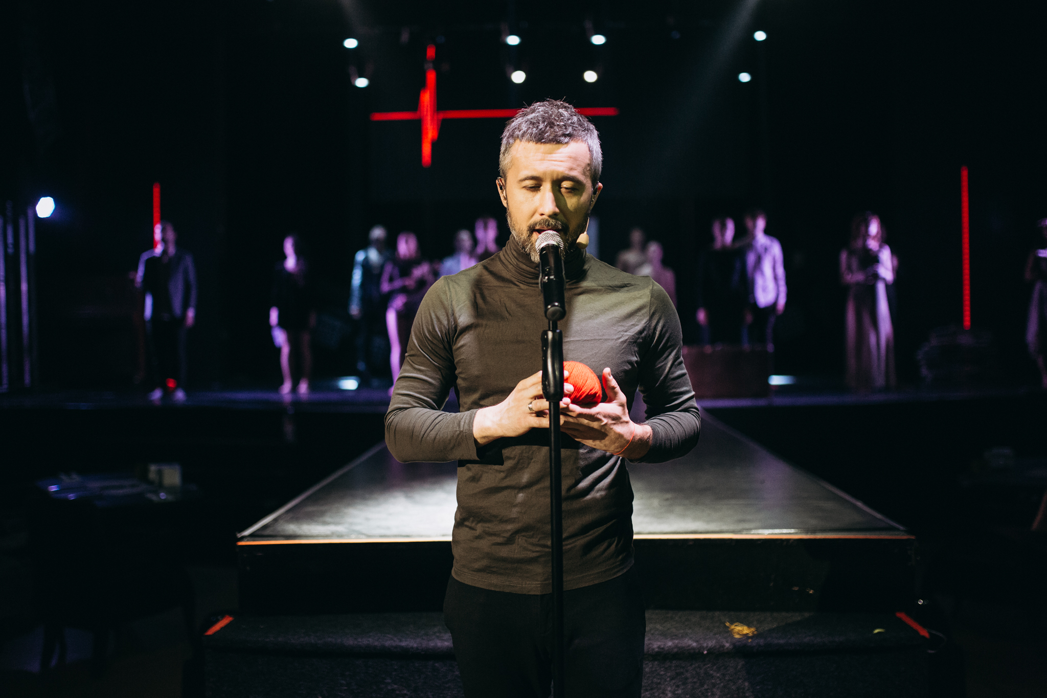Сергей Бабкин окунет в свою «Музасферу» Запорожье