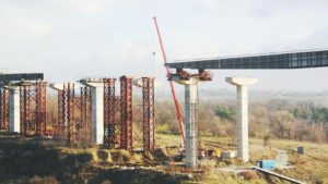 Запорожью выделят миллиард гривен из госбюджета на завершение строительства мостов