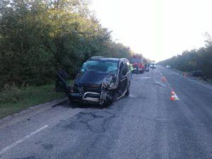 На запорожской трассе произошла страшная авария: погибли четыре человека - ФОТО