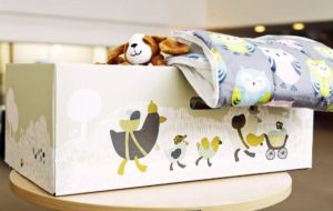 Запорожцам на заметку: для получения «пакета малыша» родители должны написать заявление