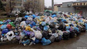 Инициативные жители Запорожья могут присоединиться к всемирной акции по спасению планеты от мусора
