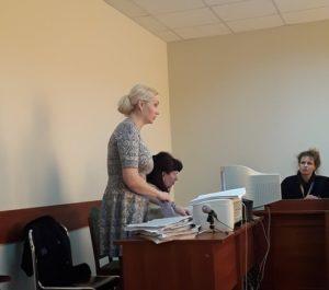 Прокурор из САП заявила, что могут оказывать давление на судей по делу ЗТМК