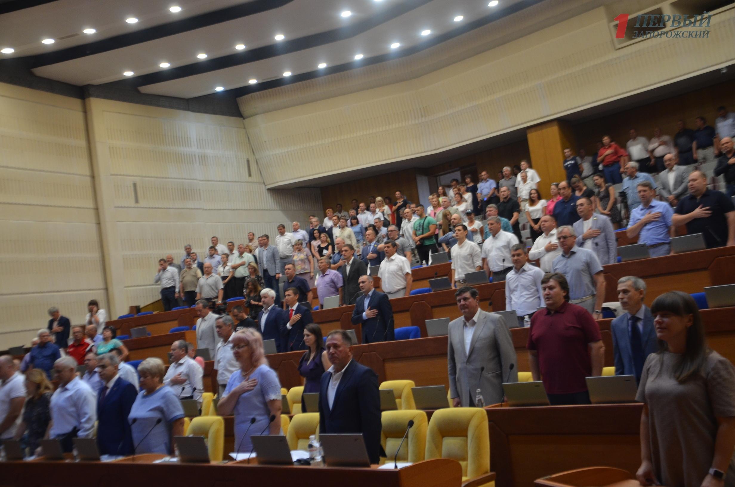 Депутаты Запорожского областного совета соберутся на сессию, чтобы решить вопрос с лагерем «Дружба», цирком и браконьерами