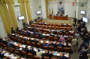 Запорожские депутаты запретили чиновникам требовать присутствия нотариусов для получения информации в департаменте регистрационных услуг