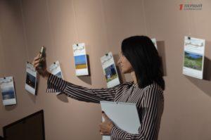 В Запорожье ко Дню туризма в краеведческом музее открыли фотовыставку «The best travel foto»