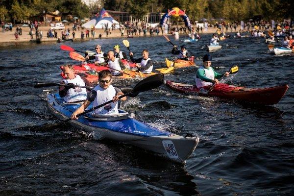 В Запорожье пройдет увлекательная приключенческая гонка на каяках и SUP – бордах