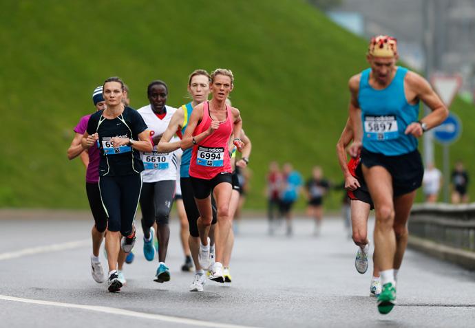 В Запорожье начнется серия бесплатных тренировок по бегу