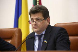 Владимир Буряк открыл сентябрьскую сессию городского совета