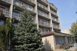 Врач-ортопед клиники «Мотор Сич» возглавила коммунальный санаторий «Глория» в Приморске