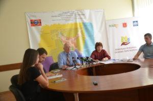 В Запорожье обсудили возможность отмены моратория на продажу земли - ФОТО