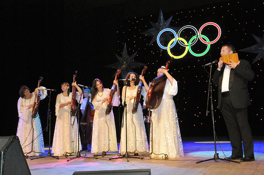 В Запорожье состоялась торжественная церемония награждения спортивных звезд – ФОТО