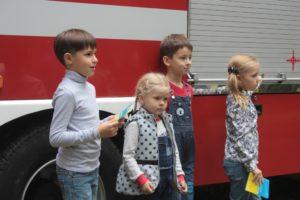 Маленькие запорожцы приняли участие в фестивале «Город профессий» - ФОТО