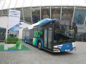 В Запорожье планируют закупить 20 электробусов за деньги Европейского банка