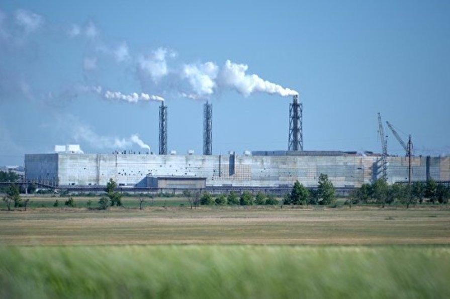 В Запорожской области проверяют состояние атмосферного воздуха из-за экокатастрофы в Крыму