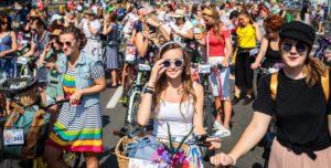 В Запорожье пройдет велопарад стильных девушек