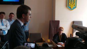 Суд избрал меру пресечения для министра инфраструктуры Владимира Омеляна