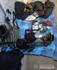 В Запорожской области правоохранители обнаружили 400 боеприпасов на дачах и в квартирах людей - ФОТО