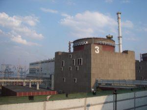 На Запорожской АЭС на длительный ремонт отключили один из энергоблоков