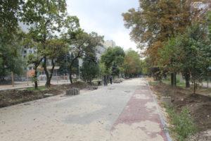 Реконструкция проспекта Маяковского: подрядчик заплатит штраф за срыв сроков работ - ФОТО