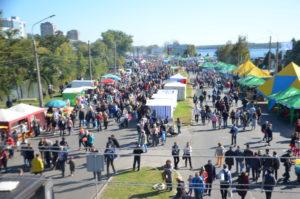 В Запорожье на Покровской ярмарке заработали более 9 миллионов гривен