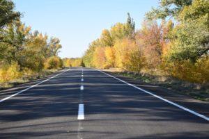 В Запорожской области завершили ремонт участка трассы на Мариуполь: как сейчас выглядит дорога - ФОТО, ВИДЕО