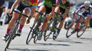 Завтра в Запорожье из-за гонки на велосипедах перекроют движение по проспекту и Набережной
