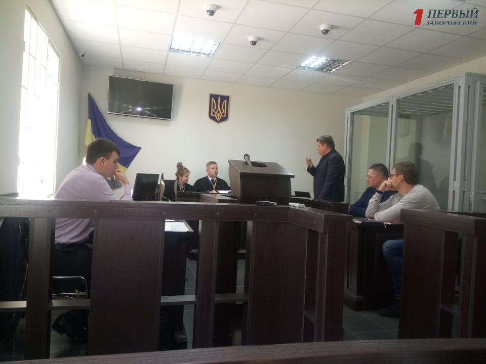 На суде в Запорожье первый замглавы ФГИУ дал показания по делу о растрате полмиллиарда гривен руководством ЗТМК - ФОТО