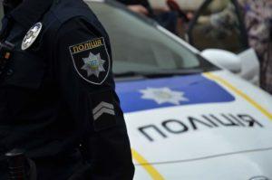 В Запорожской области пьяный мужчина напал на лейтенанта полиции